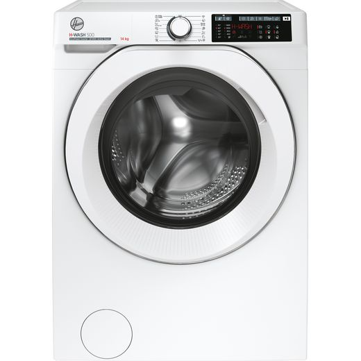 Hoover H-WASH 500 HW414AMC/1 Wifi Connected 14Kg Washing Machine with 1400 rpm - White - A Rated