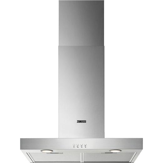 Zanussi ZHB62670XA 60 cm Chimney Cooker Hood - Stainless Steel - C Rated