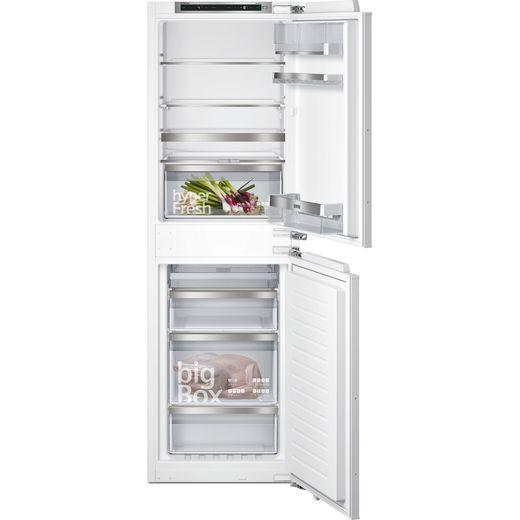 Siemens IQ-500 KI85NADE0G Built In Fridge Freezer - White