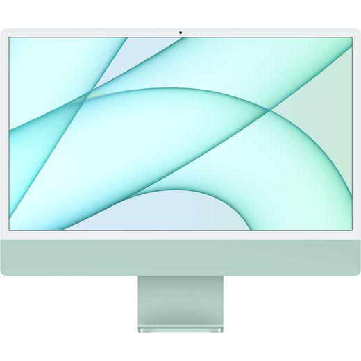 "Apple iMac 24"" 2021 - 256GB - Green"