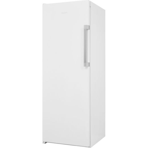 Hotpoint UH6F1CW1 Frost Free Upright Freezer - White - F Rated