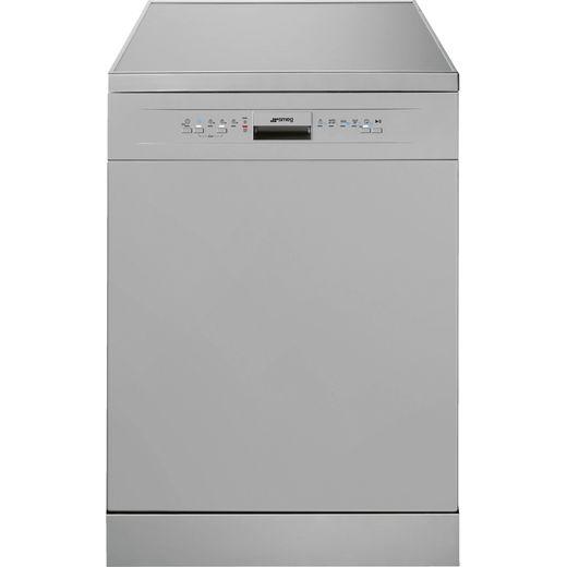 Smeg DF352CS Standard Dishwasher - Silver - C Rated