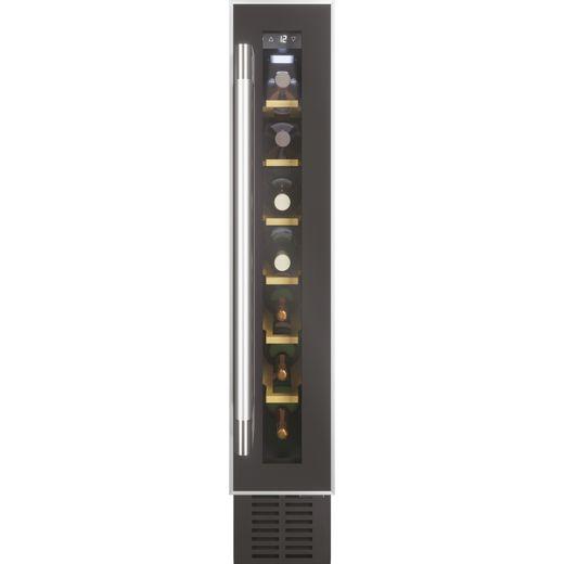 Hoover HWCB15UK/1 Built In Wine Cooler - Black - G Rated