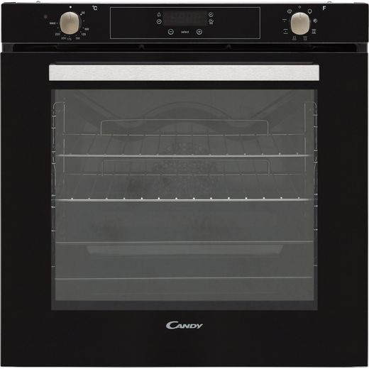 Candy FCPX615NX Built In Electric Single Oven - Black