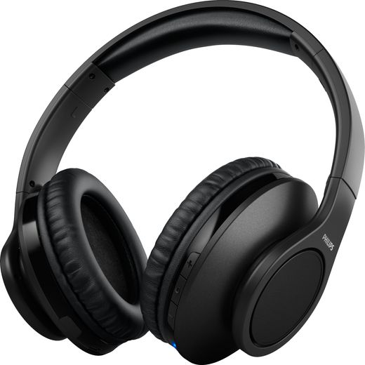 Philips TV Over Ear Bluetooth Headphones - Black
