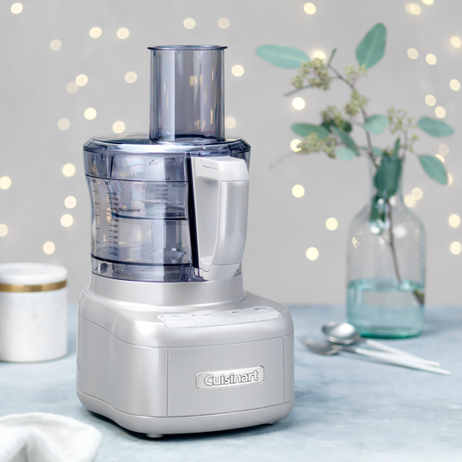 Cuisinart Style Collection FP8SU 1.9 Litre Food Processor With 6 Accessories - Pearl Grey