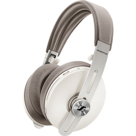 Sennheiser Momentum Over-Ear Wireless Bluetooth Headphones - White