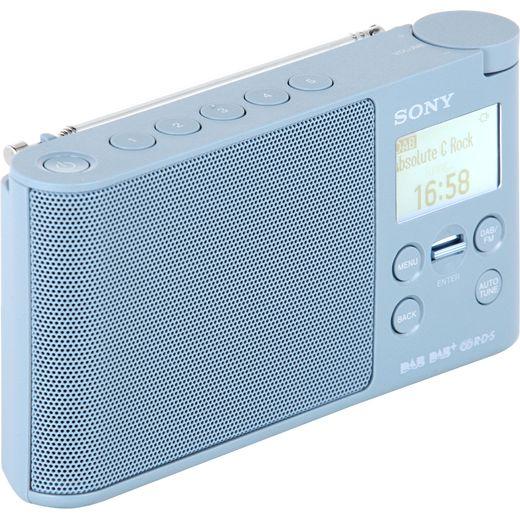 Sony XDRS41DL.CEK DAB / DAB+ Digital Radio with FM Tuner