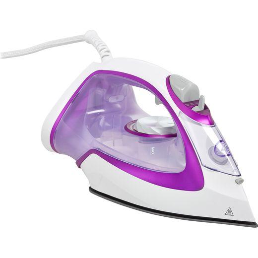 Morphy Richards 302000 2800 Watt Iron -Purple