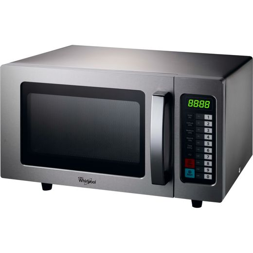 Whirlpool PRO25IX 25 Litre Commercial Microwave - Stainless Steel