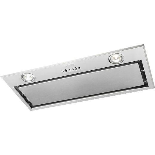 Smeg KSEG58PXE 54 cm Canopy Cooker Hood - Stainless Steel - A Rated