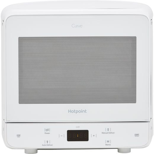 Hotpoint Curve MWH1331FW 13 Litre Microwave - White