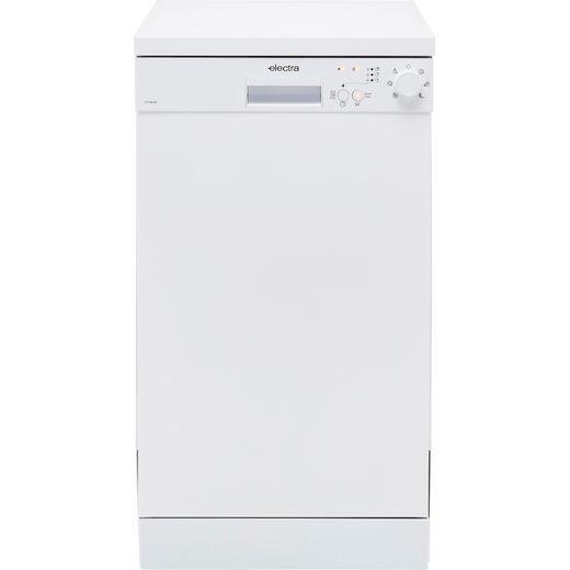 Electra C1745WE Slimline Dishwasher - White