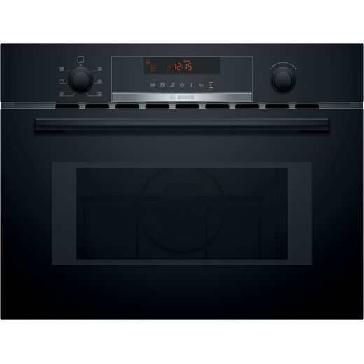 Bosch Serie 4 CMA583MB0B Built In Combination Microwave Oven - Black