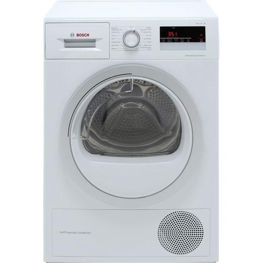 Bosch Serie 4 WTW85231GB Heat Pump Tumble Dryer - White