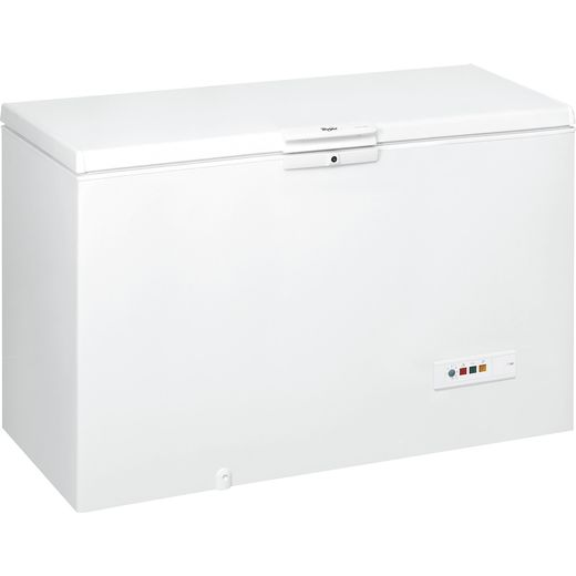 Whirlpool WHM46111 Chest Freezer - White - F Rated