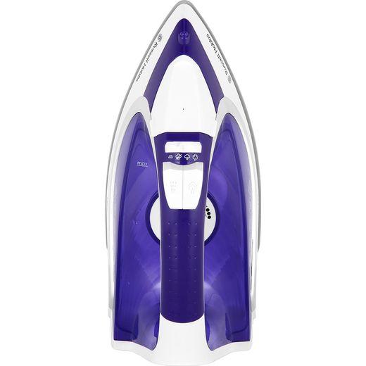 Russell Hobbs Freedom Cordless 23300 2400 Watt Iron -Purple / White