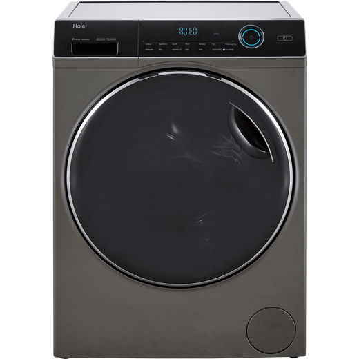 Haier HWD100-B14979S 10Kg / 6Kg Washer Dryer with 1400 rpm - Graphite - D Rated