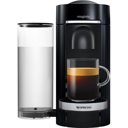 Nespresso by Magimix Vertuo Plus 11385 - Black