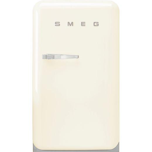 Smeg Right Hand Hinge Home Bar FAB10HRCR2 Fridge - Cream - F Rated