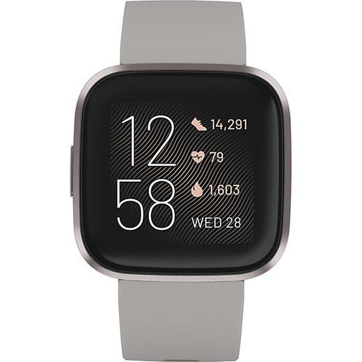 Fitbit Versa 2 Smart Watch - Grey