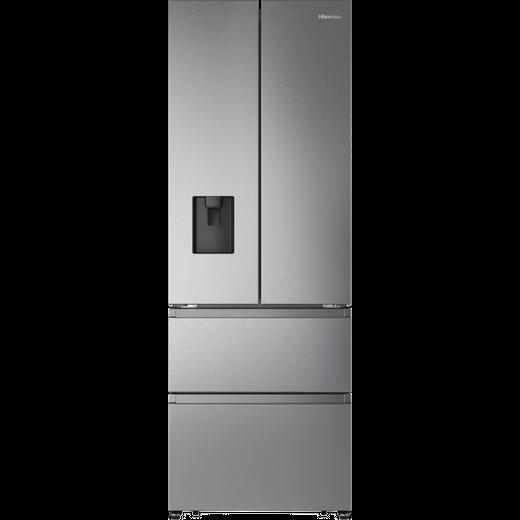 Hisense RF632N4WIF American Fridge Freezer - Metallic - F Rated