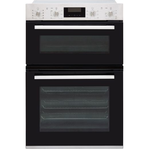 Bosch Serie 6 MBA5350S0B Built In Electric Double Oven - Stainless Steel - A/B Rated