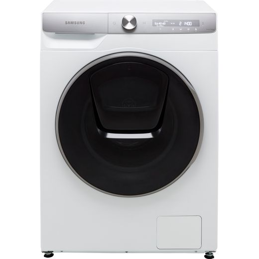 Samsung Series 9 QuickDrive™ Auto Dose WD80T954DSH Wifi Connected 8Kg / 5Kg Washer Dryer with 1400 rpm - White - E Rated