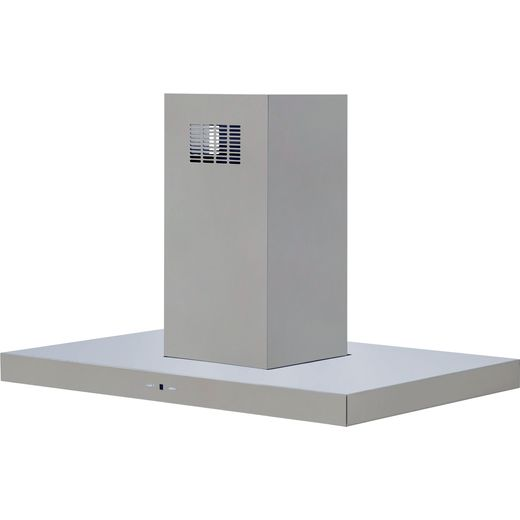 Elica CRUISE ISLAND 90 cm Island Cooker Hood - Stainless Steel - B Rated
