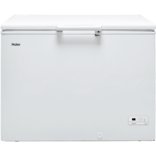 Haier HCE319F Chest Freezer - White - F Rated