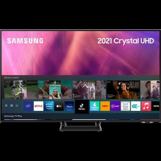 "Samsung UE75AU9000 75"" 4K Ultra HD TV"