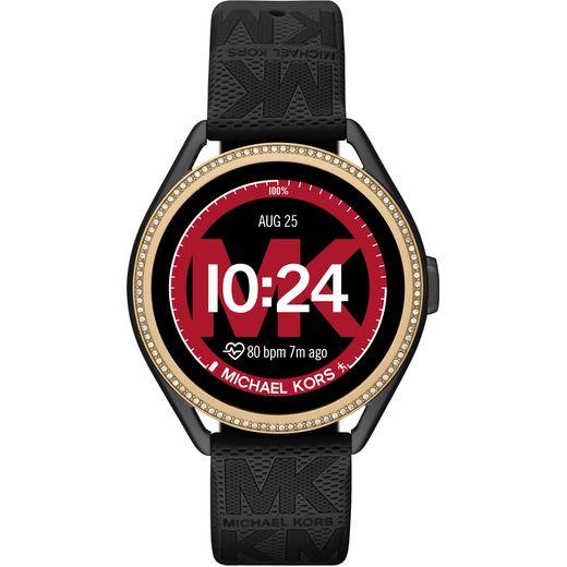 Michael Kors Gen 5E MKGO Smart Watch - Black