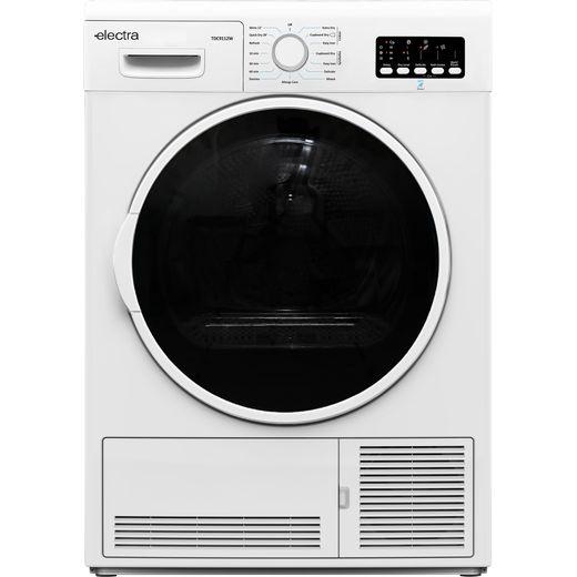 Electra TDC9112W 9Kg Condenser Tumble Dryer - White