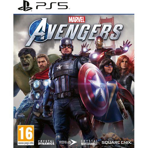 Marvel's Avengers for PlayStation 5 .