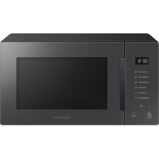 Samsung MW5000T MS23T5018AC 23 Litre Microwave - Charcoal