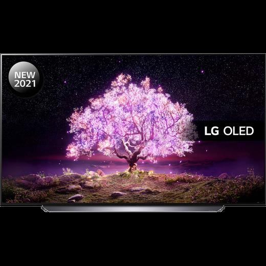"""LG OLED48C14LB 48"""" Smart 4K Ultra HD OLED TV"""