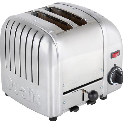 Dualit Classic Vario 20245 2 Slice Toaster - Chrome