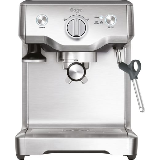 Sage The Duo Temp Pro BES810BSSUK Espresso Coffee Machine - Stainless Steel