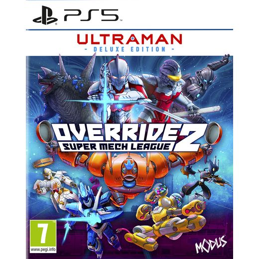 Override 2 for PlayStation 5 .