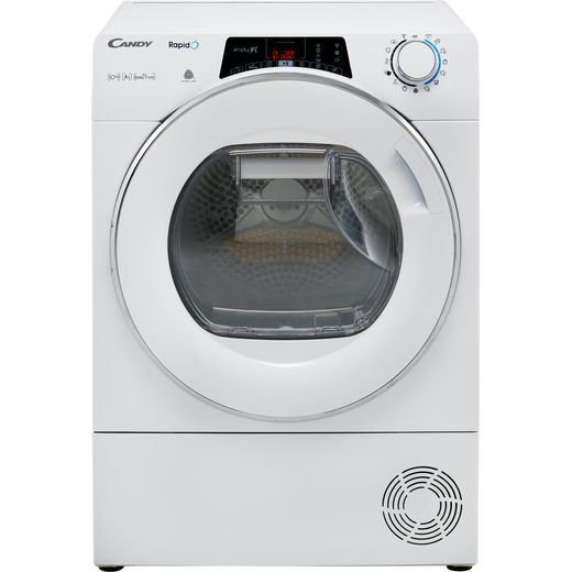 Candy Rapido ROH10A2TCE Heat Pump Tumble Dryer - White