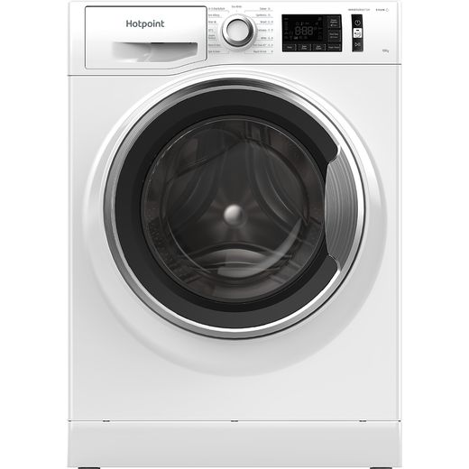 Hotpoint ActiveCare NM111044WCAUKN 10Kg Washing Machine with 1400 rpm - White - B Rated