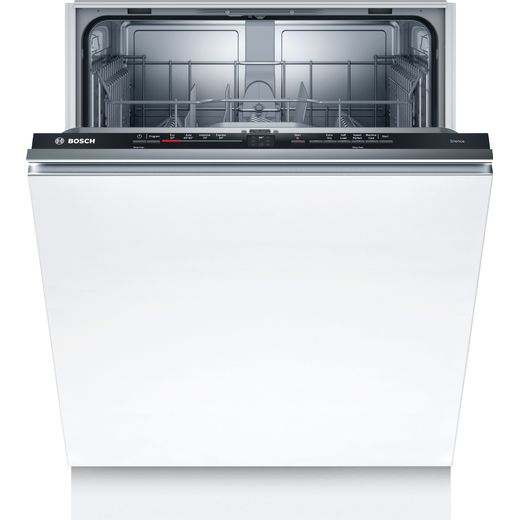 Bosch Serie 2 SGV2ITX22G Fully Integrated Standard Dishwasher - Black Control Panel - E Rated