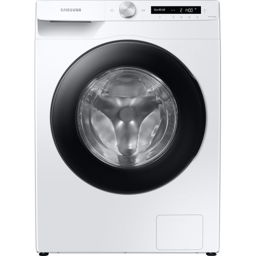 Samsung WW10T504DAW 10.5Kg Washing Machine with 1400 rpm - White - A Rated