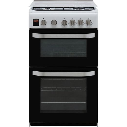 Hotpoint HD5G00CCW/UK Gas Cooker - White