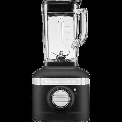 KitchenAid K400 5KSB4034BBK 1.4 Litre Blender with 1 Accessories - Cast Iron