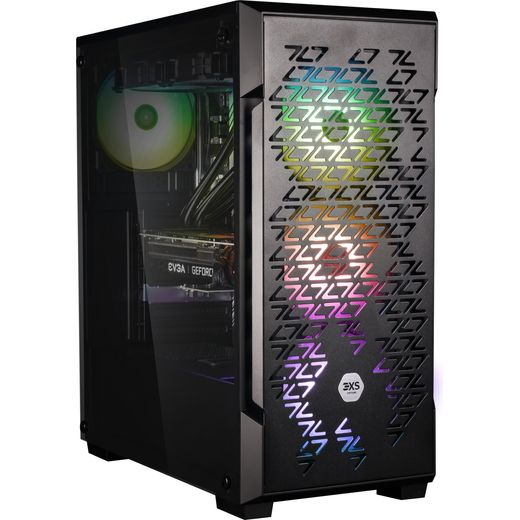 3XS Halo 3080 RGB 2TB + 1TB - Gaming Tower