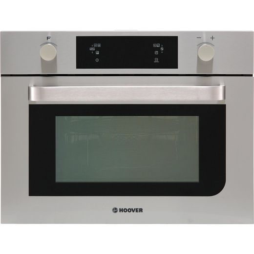 Hoover H-MICROWAVE 100 COMBI HMC440PX Built In Combination Microwave Oven - Stainless Steel