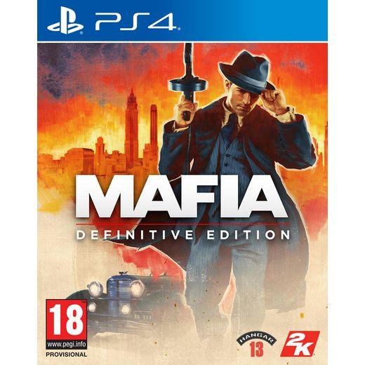 Mafia 1 for Sony PlayStation