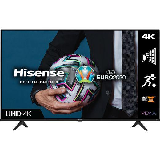 "Hisense 55A6GTUK 55"" Smart 4K Ultra HD TV"