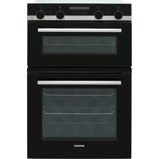 Siemens IQ-500 MB535A0S0B Built In Electric Double Oven - Stainless Steel - A/B Rated